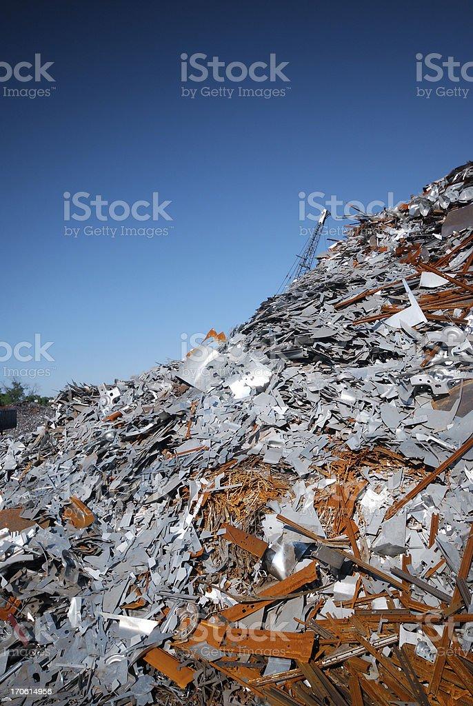 Heavy Metal stock photo