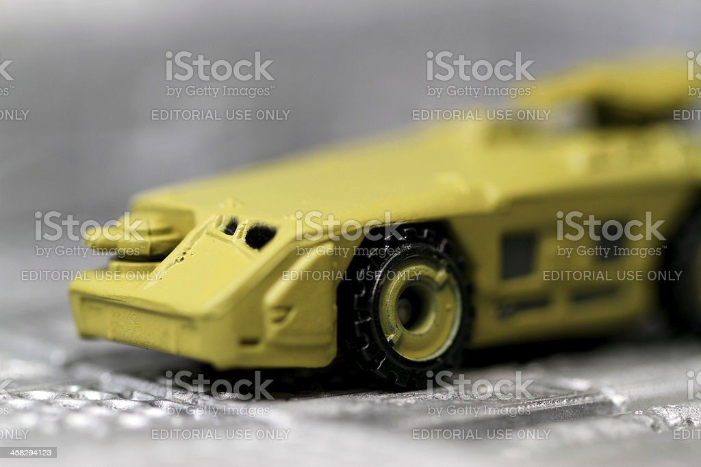 Heavy Tank royalty-free stock photo