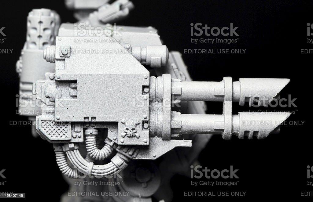 Heavy Weapons royalty-free stock photo