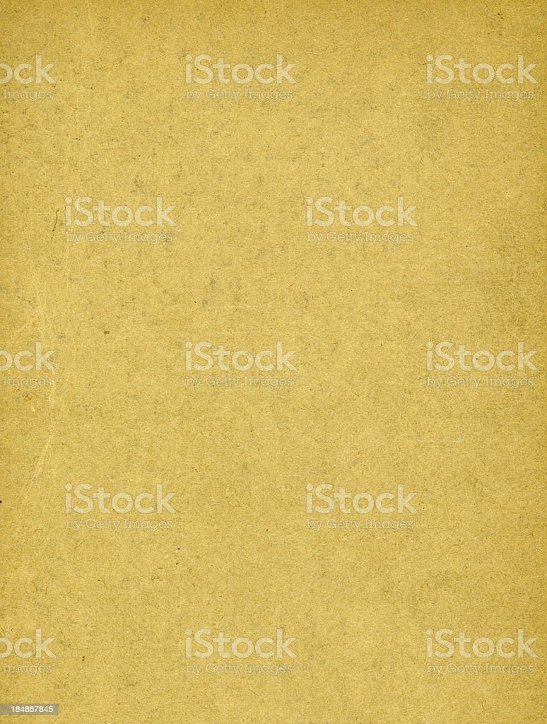 Heavy weight brown paper background royalty-free stock photo
