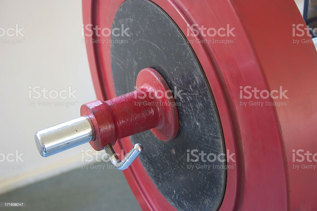 Heavy Weights 03 royalty-free stock photo
