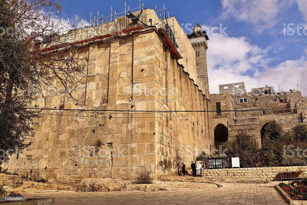 Hebron stock photo