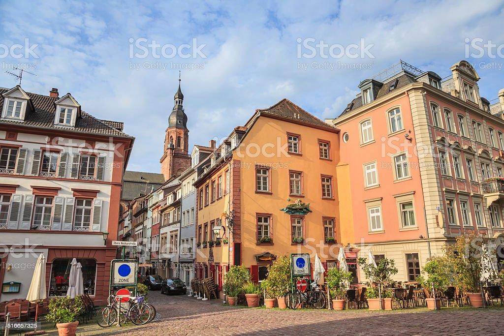 Heidelberg Germany stock photo