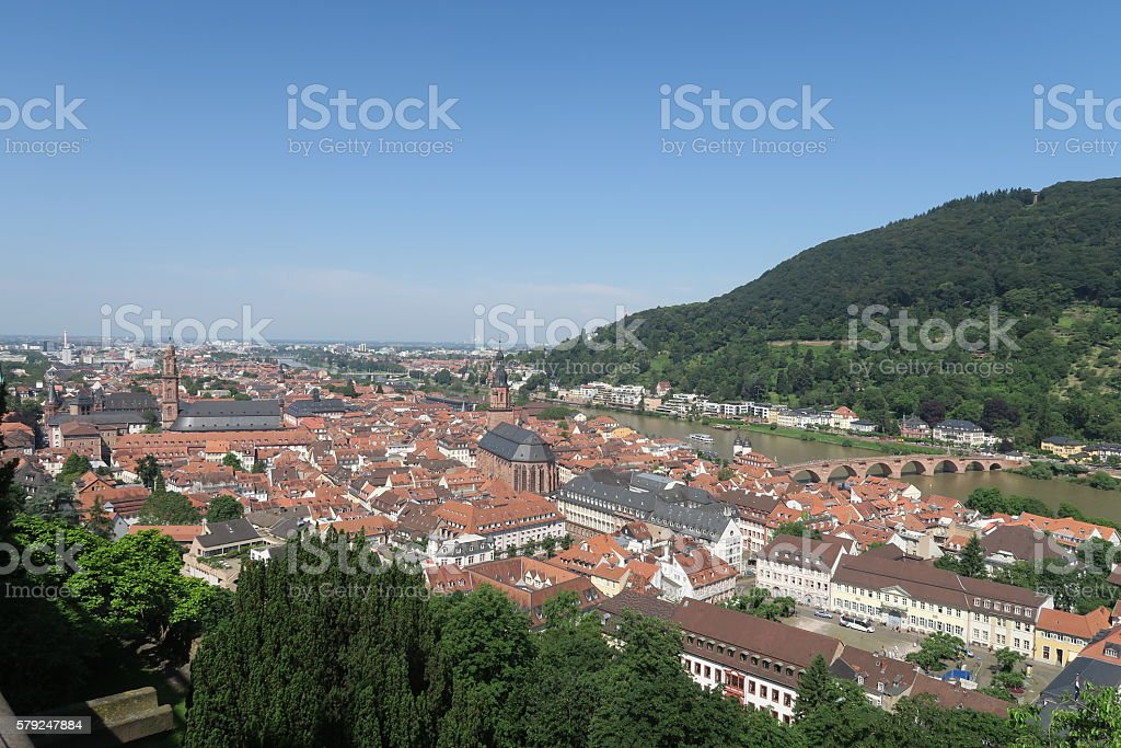하이델베르크 Heidelberg stock photo