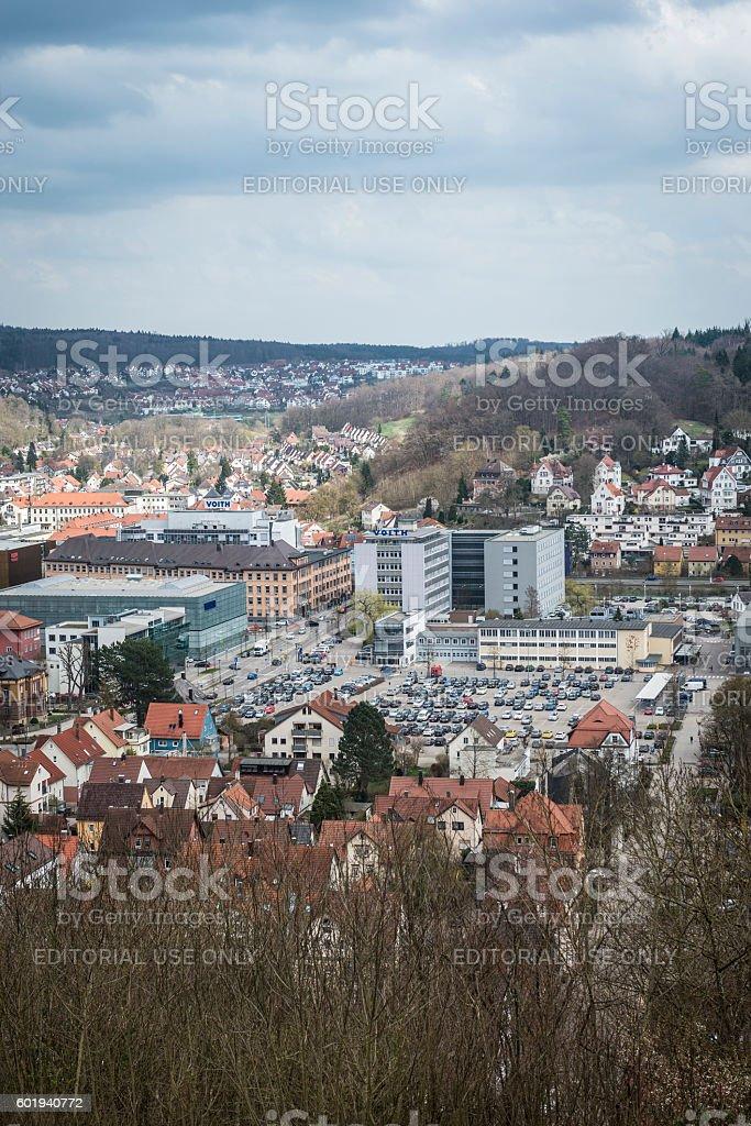 Heidenheim an der Brenz - Germany stock photo