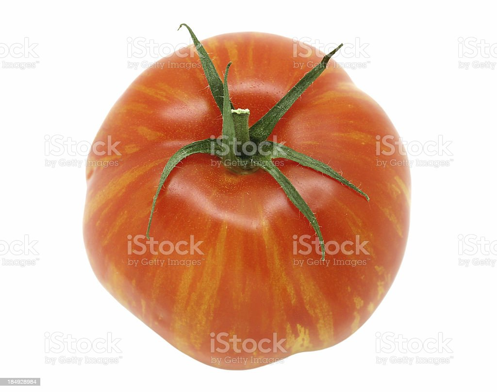 heirloom tomato royalty-free stock photo
