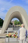 Heiwa Kinen Koen-Peace Memorial Park. Hiroshima-Japan. 6579