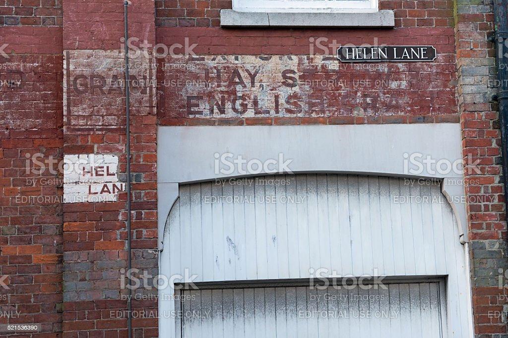Helen Lane Weymouth stock photo