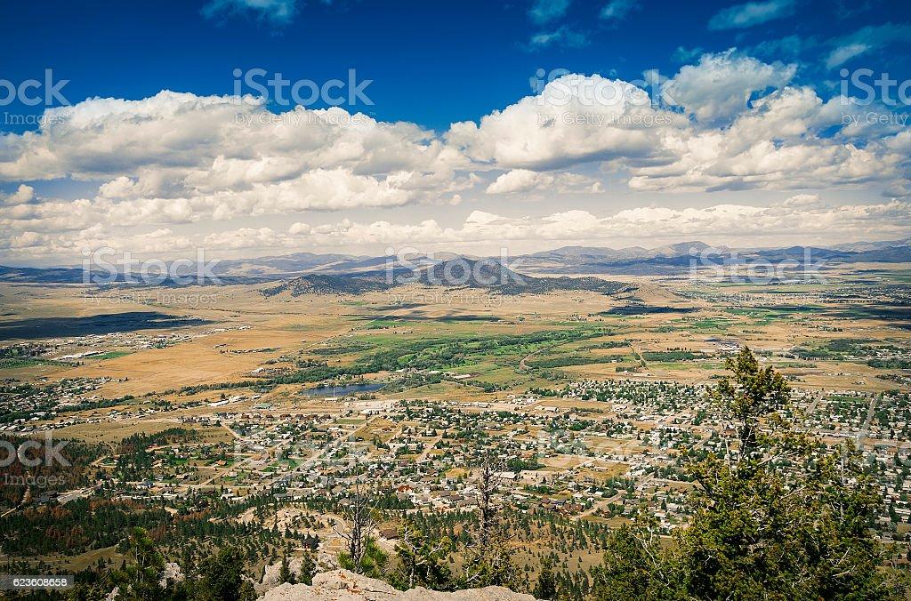 Helena, Montana stock photo