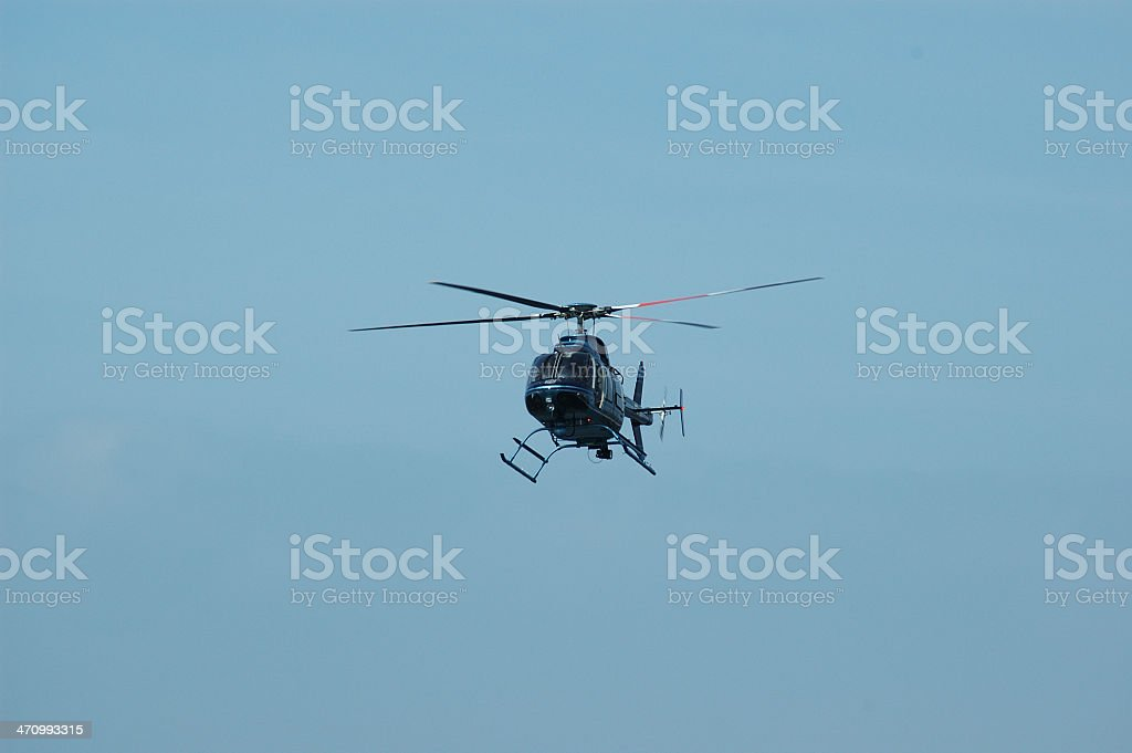 helicopter 2 royalty-free stock photo