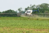 Helicopter Cropduster