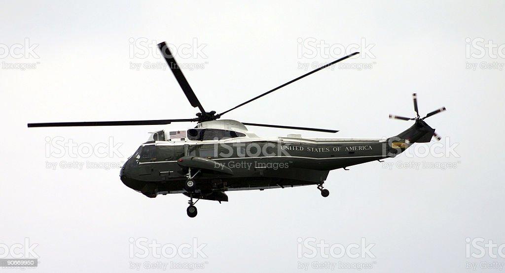 HMX-1 Helicopter II stock photo