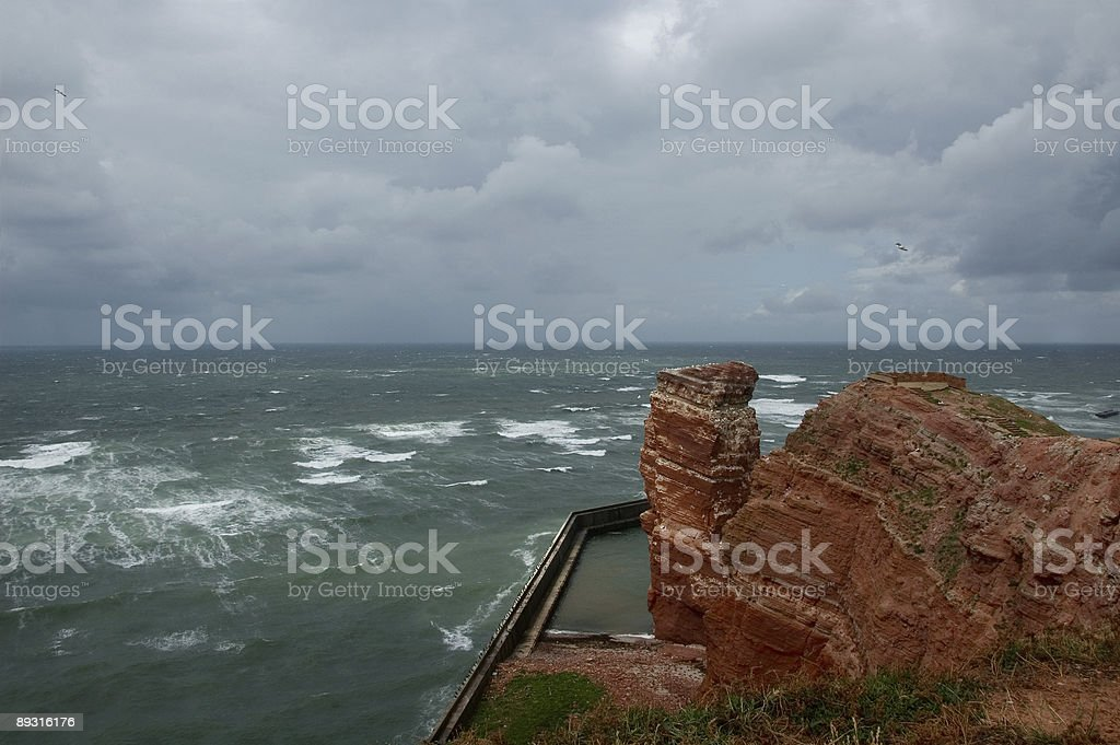 Helgoland foto royalty-free