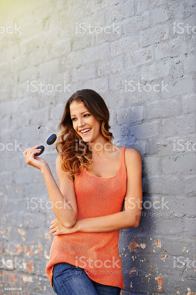 He'll be here any minute now stock photo