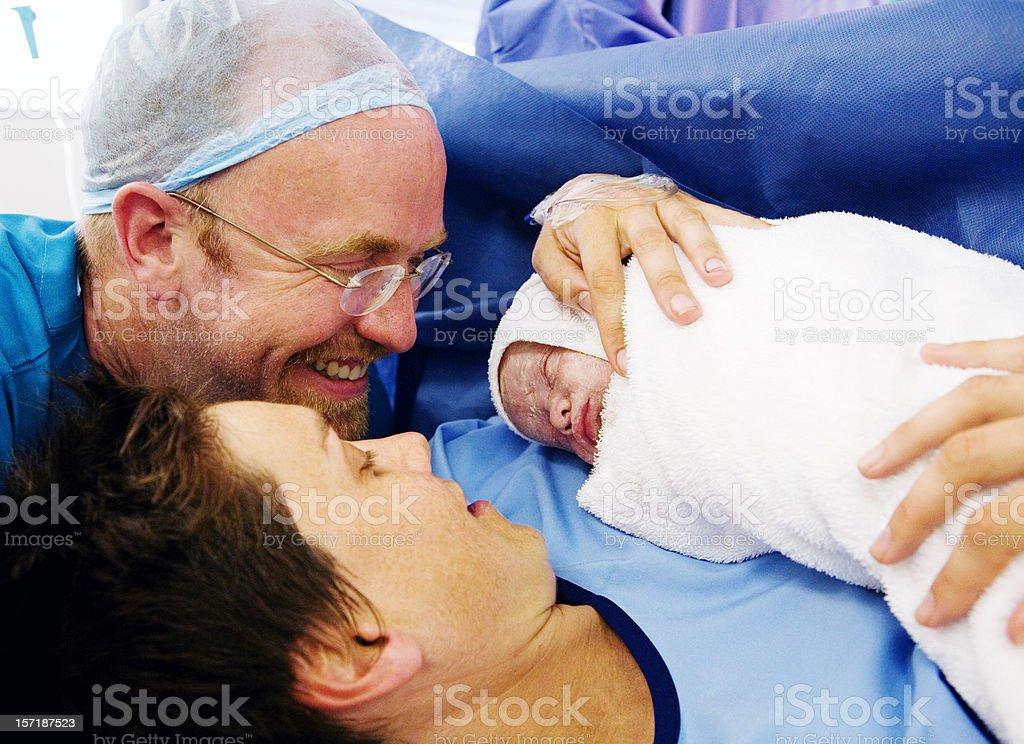 Hello baby royalty-free stock photo