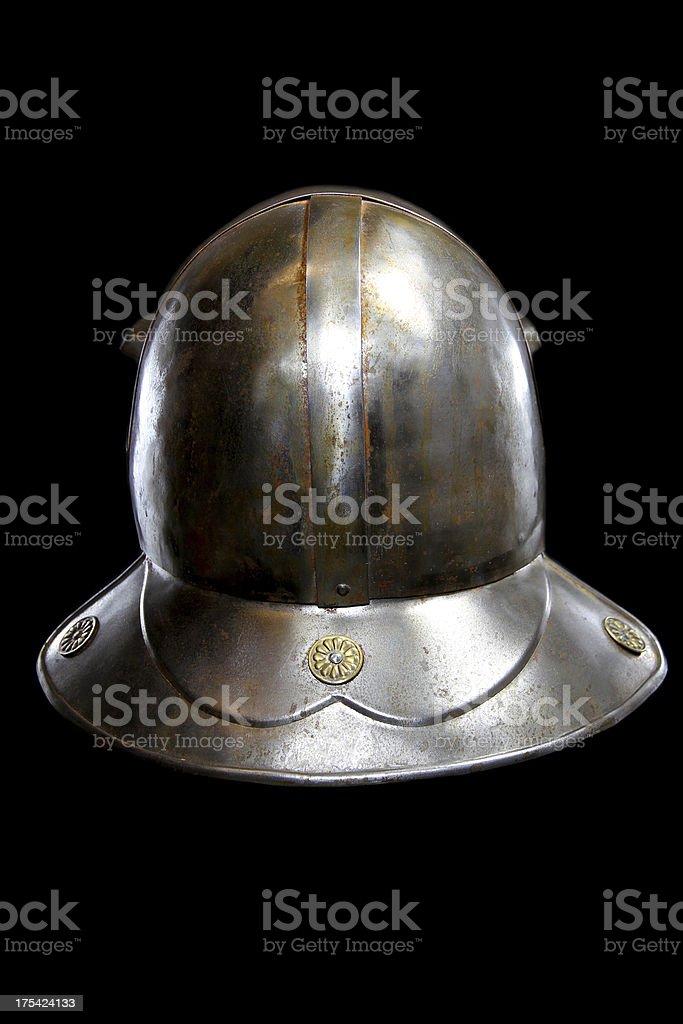 Helm royalty-free stock photo