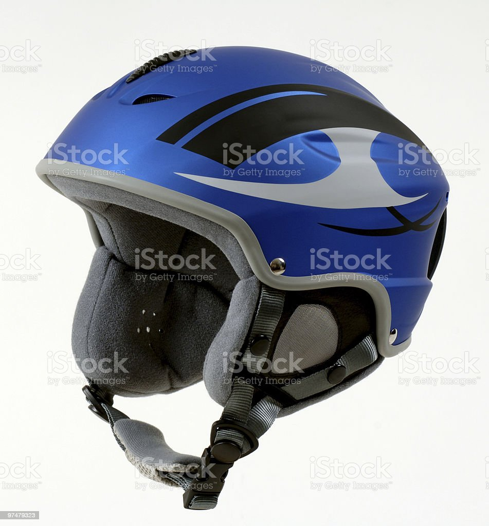 Fahrradhelm royalty-free stock photo