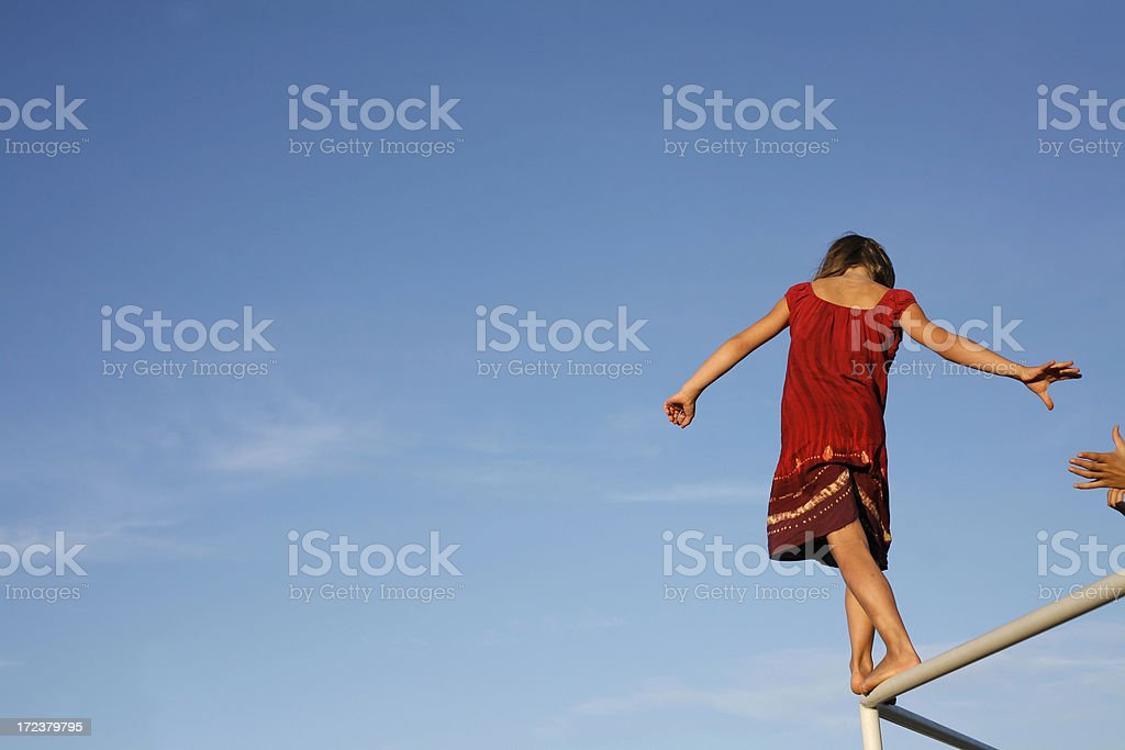 help equilibry royalty-free stock photo