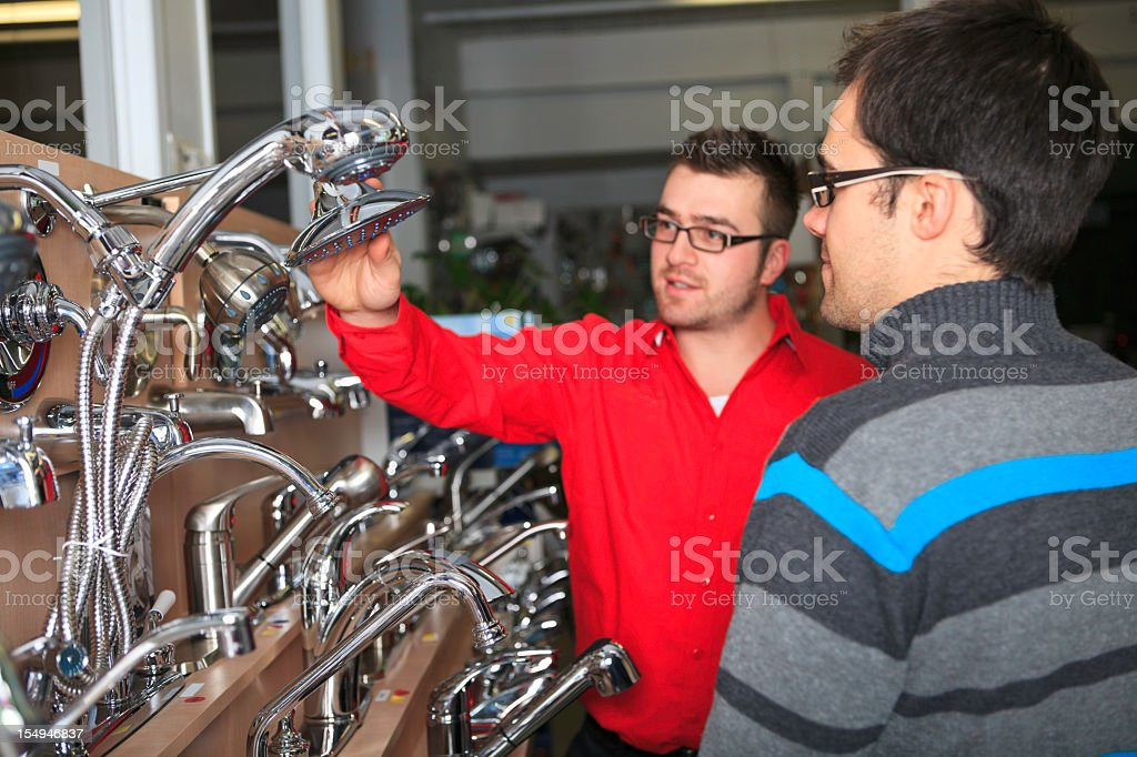 Help Hardware Store royalty-free stock photo