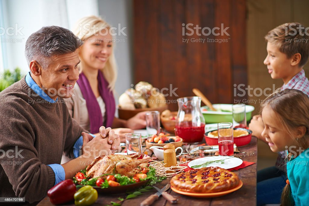 Help yourself, my darling stock photo