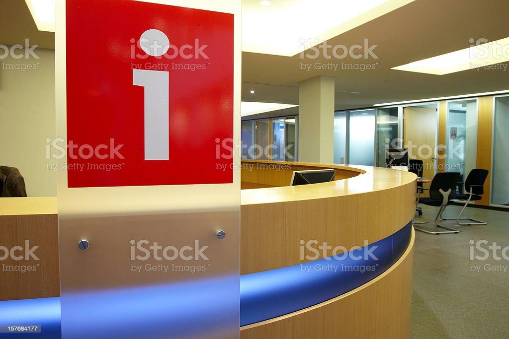 Helpdesk stock photo