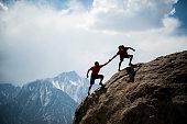 Helping hikers
