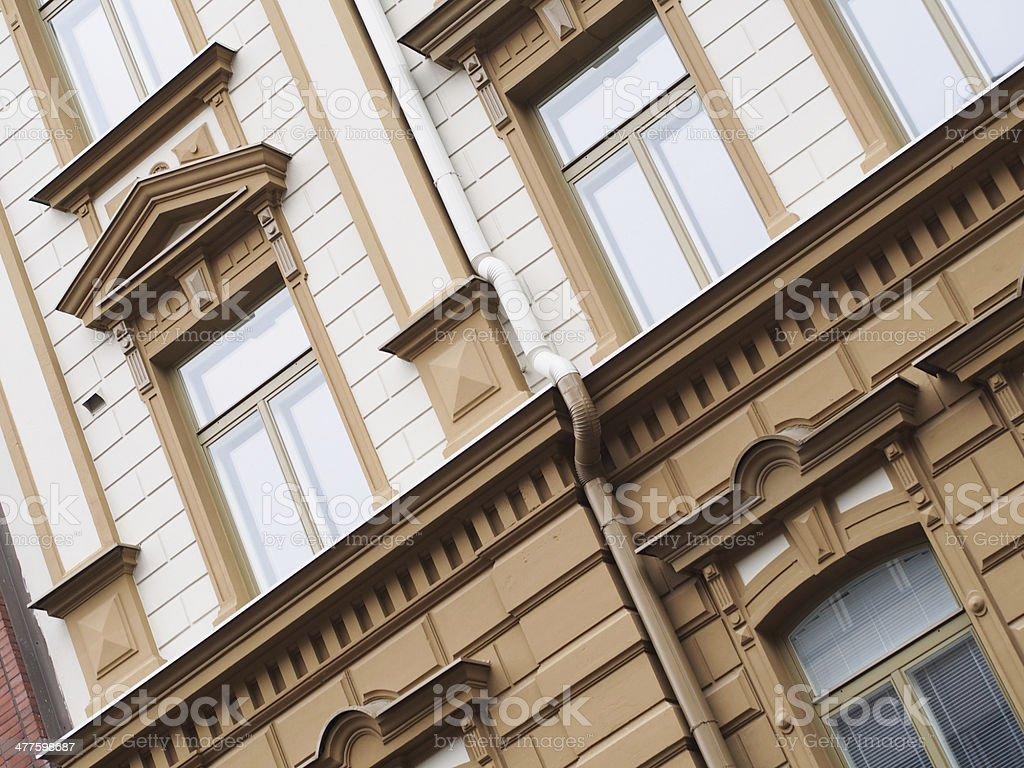 Helsinki Architecture stock photo