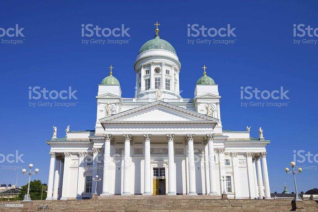 Helsinki, Finland royalty-free stock photo