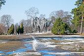 Helsinki. Finland. Sibelius Park and Monument