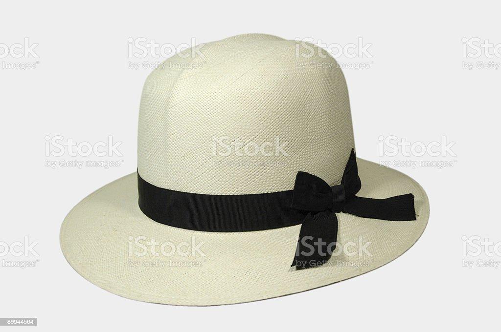 Hemingway Hat royalty-free stock photo