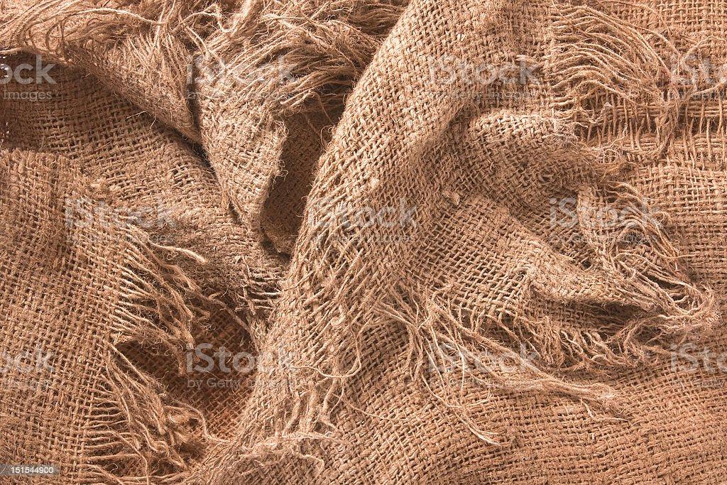 hemp textile royalty-free stock photo