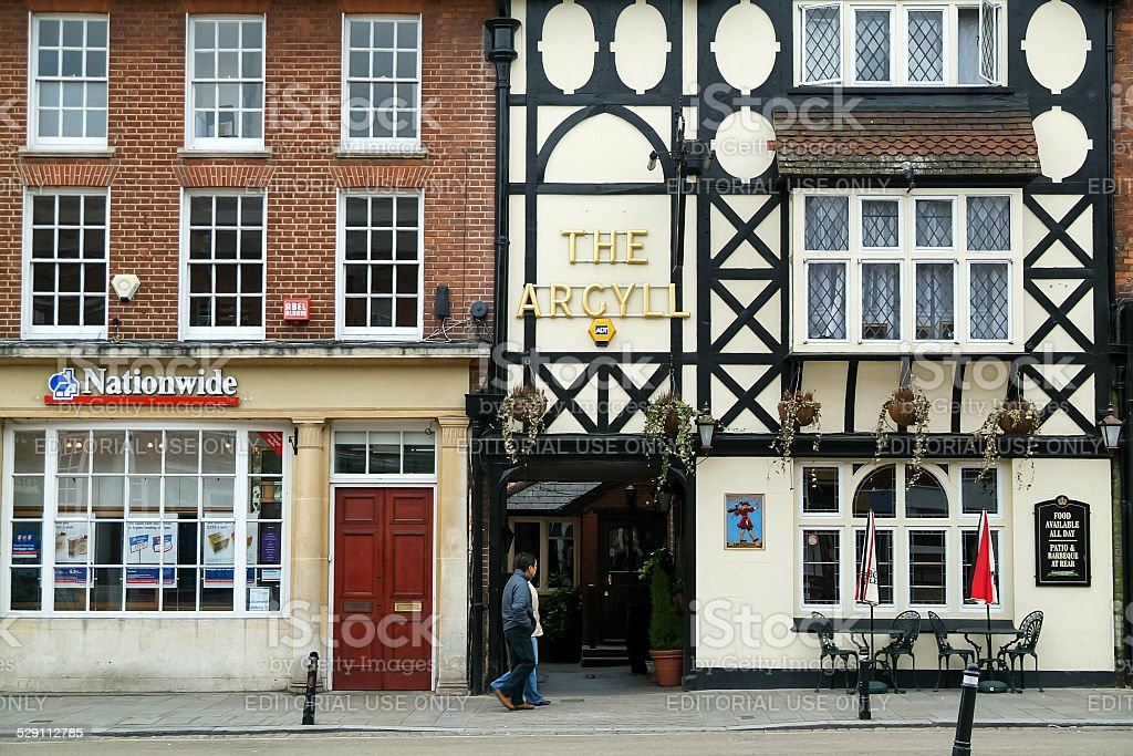 Henley-On-Thames, England stock photo