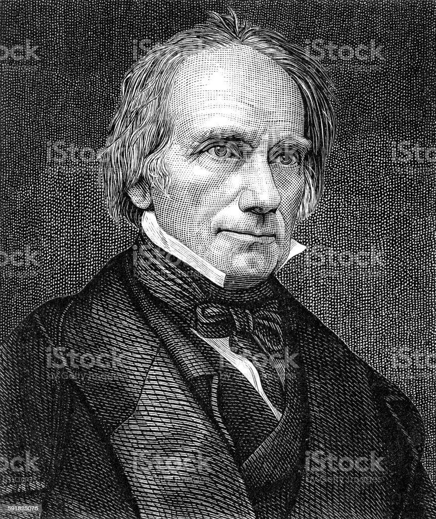 Henry Clay stock photo