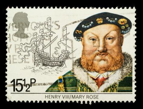 Resultado de imagem para selo de Henry VIII