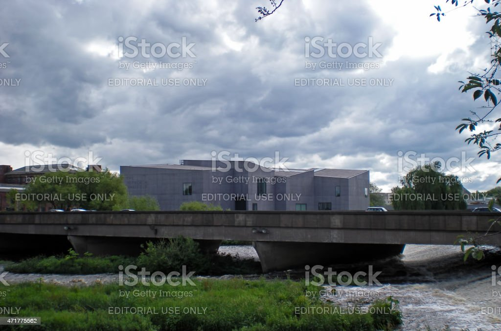 Hepworth Wakefield stock photo