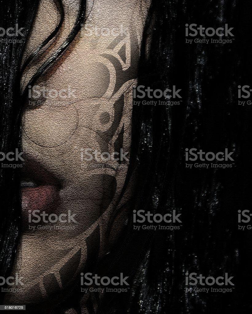 Her.... stock photo