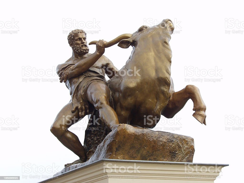 Herakles stock photo