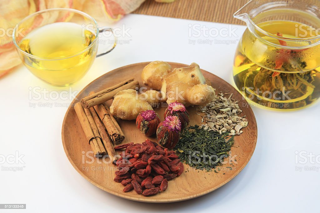 herb stock photo