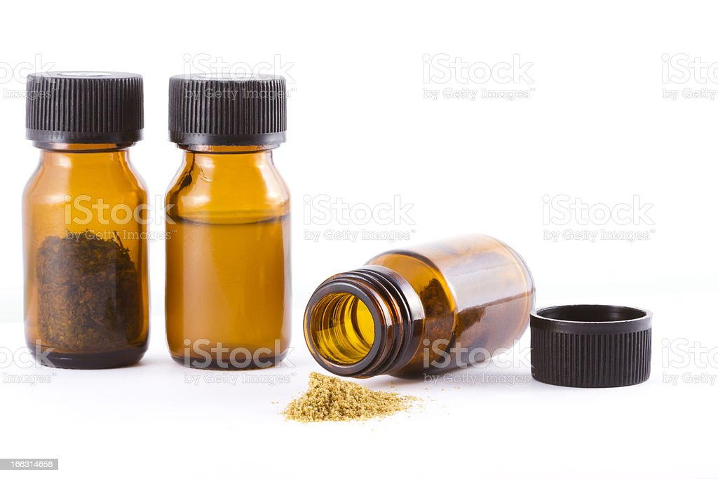 herbal medicine royalty-free stock photo