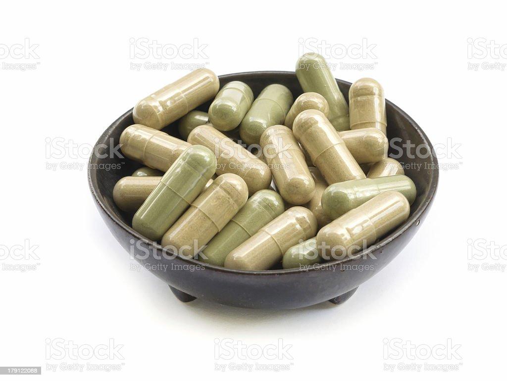 Herbal medicine. royalty-free stock photo