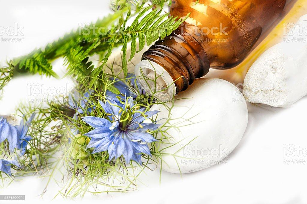 Bottle for herbal medicine