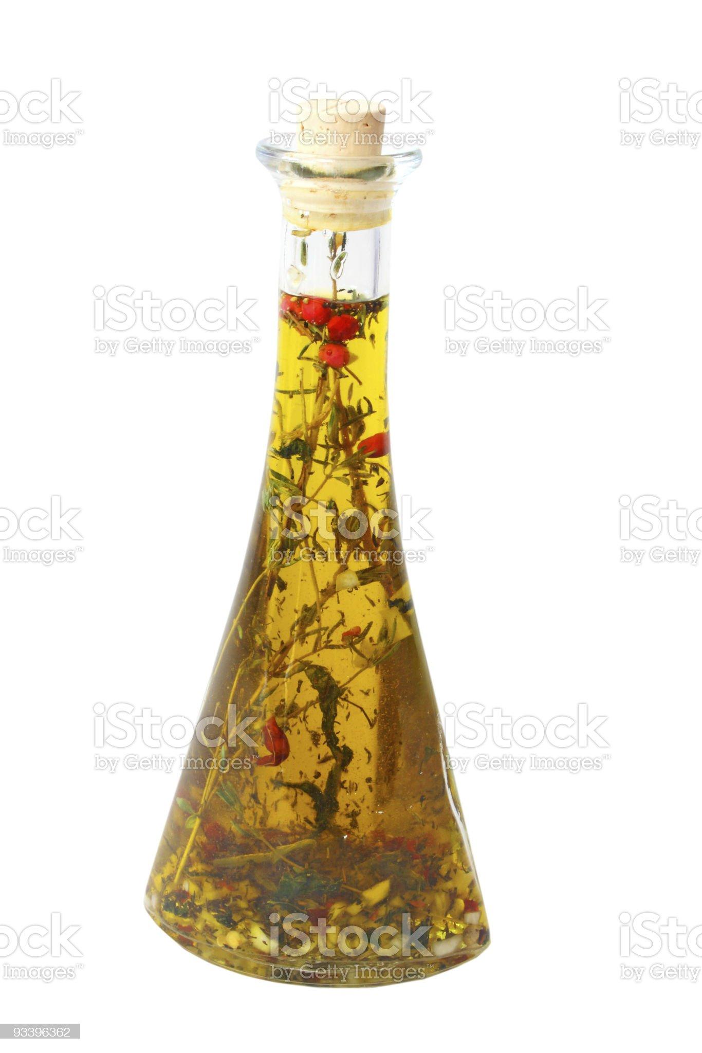 herbal oil royalty-free stock photo