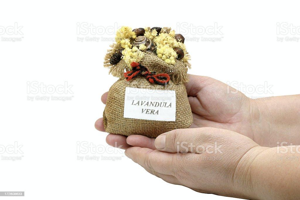 Herbal stock photo