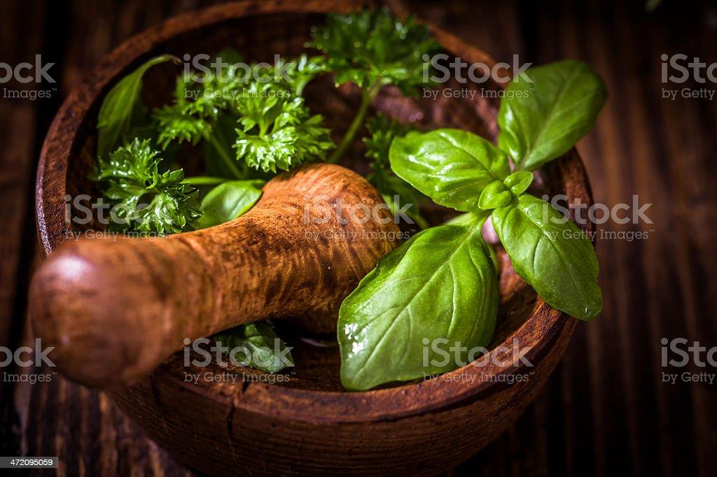 Herbes royalty-free stock photo
