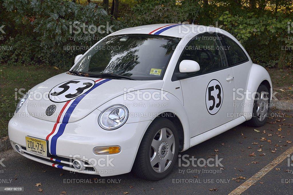 Herbie stock photo