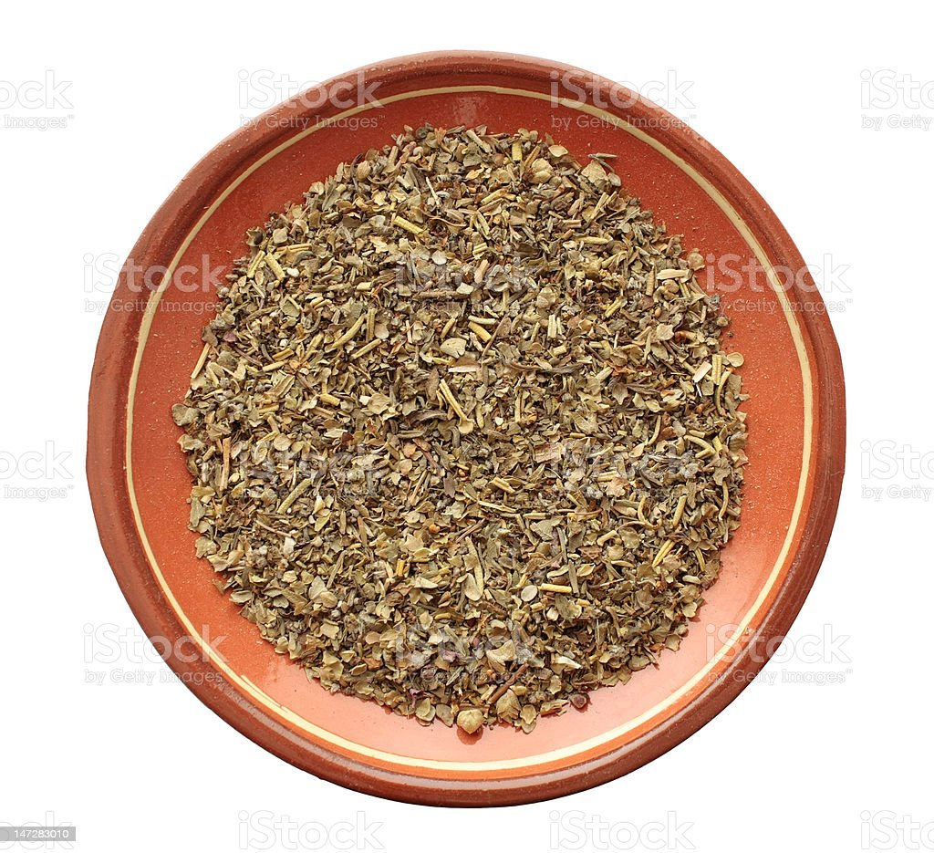 Herbes de Provence_ royalty-free stock photo