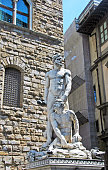 Hercules and Cacus,Florence,Italy.
