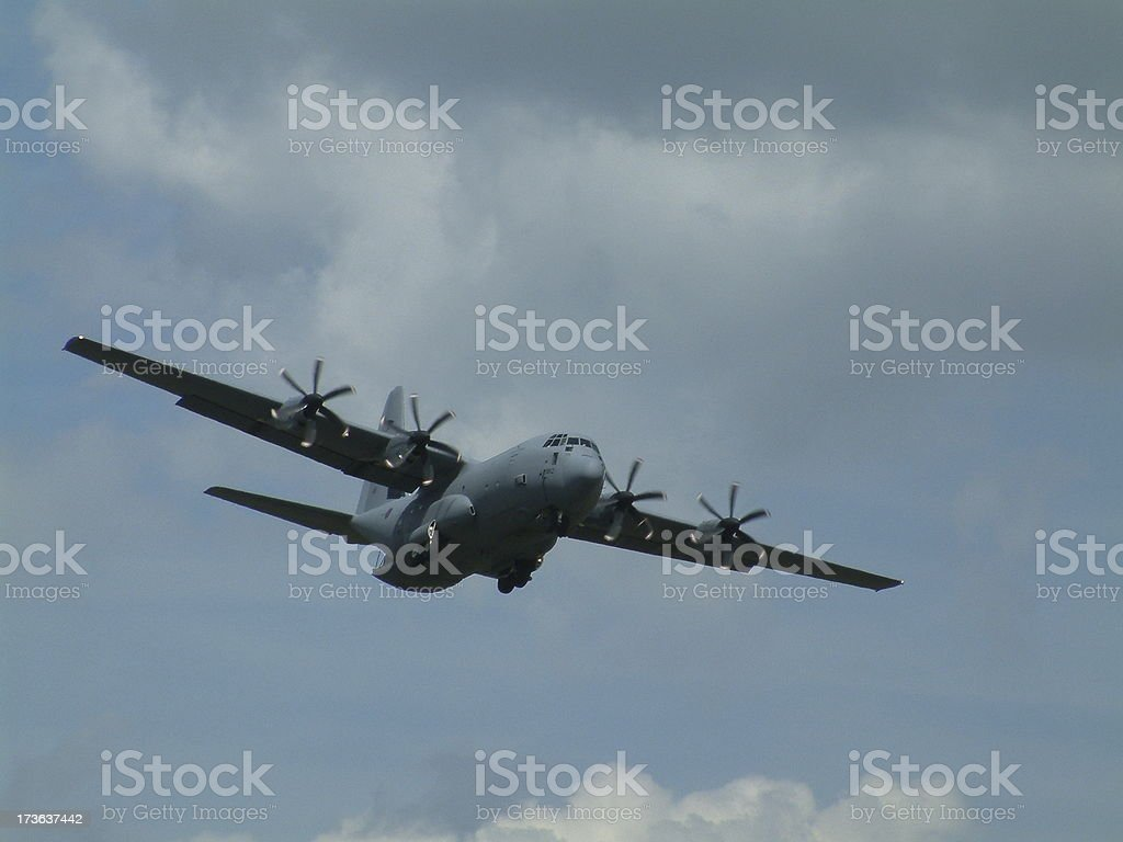 Hercules Transporter stock photo