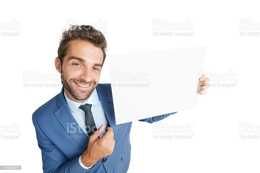 I hereby certify you a success stock photo