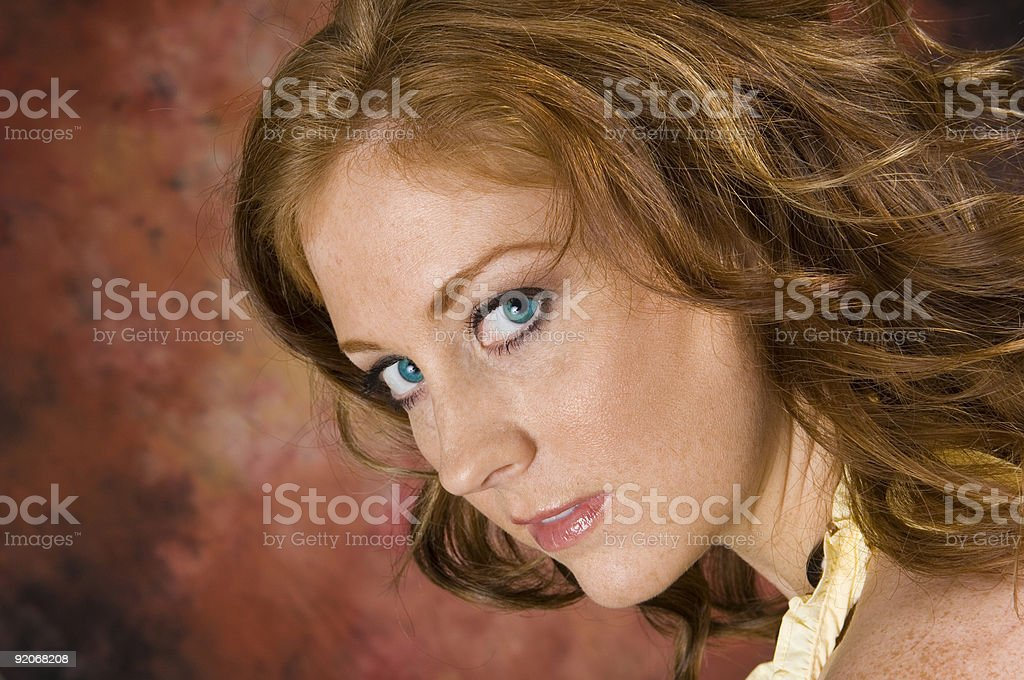 Here's Lookin At You stock photo